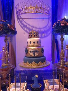 Remarkable separated quinceanera party planning his comment is here Prince Birthday Theme, Baby Boy Birthday Themes, Boy Baby Shower Themes, Baby Boy Shower, Birthday Decorations, Baby Shower Decorations, Birthday Parties, Cake Birthday, Birthday Ideas