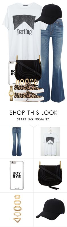 """""""Sin título #3857"""" by hellomissapple on Polyvore featuring moda, Tom Ford, Chloé, Forever 21, Superga, Keds y Tory Burch"""