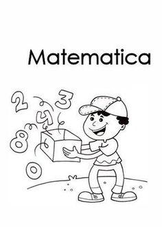 Hola compañeros docentes compartimos con ustedes este maravilloso cuaderno de trabajo, el cual servirá para reforzar las matemáticas dicho material Free Coloring Pages, Coloring Books, School Notebooks, Free Hd Wallpapers, Colorful Pictures, Math Activities, Mathematics, Teaching, Children