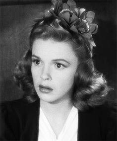 Mid-Century (gloriaswanson: Babes on Broadway (1941) Judy...)