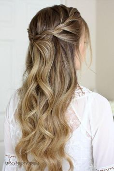 Long hairstyles 433753007861107420 - 35 Stunning Long Hairstyles for Present-day long haircuts look emotionless and somewhat untidy. These are performed on the base of long shag hair styles, adding layering and surface …, Long Hairstyles Source by Long Shag Hairstyles, Prom Hairstyles For Long Hair, Short Hair Updo, Braids For Long Hair, Long Hair Cuts, Party Hairstyles, Down Hairstyles, Braided Hairstyles, Wedding Hairstyles