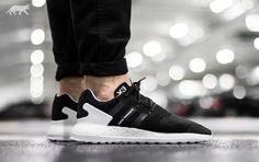 "adidas Y-3 Pure Boost ZG Knit ""Black/ White"" - Flashback Magazin"