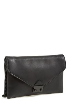 Loeffler Randall 'Lock' Clutch available at #Nordstrom