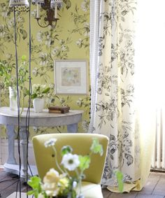 Designers Guild Watelet fabric and wallpaper