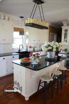 Addicted 2 Decorating Blog Outside Living Kitchen Remodel