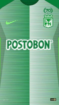 Atletico Nacional 17-18 kit home
