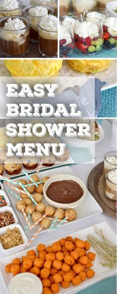 everything you need to plan the perfect bridal shower on a budget more bridal shower