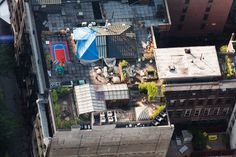 15 | Exploring New York's Most Hidden Spaces: Its Rooftops | Co.Design: business + innovation + design