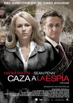 Cartel Español de Caza a la espía