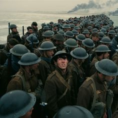 Top movies so far. Dunkirk- not much dialogue, but plenty of survival instinct, great cinematography and music. See on big screen..