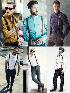 suspender style options...