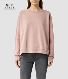 Pin for Later: Get Pretty in Pink With Pantone's Colour of the Year Lo Crew Sweatshirt Lo Crew Sweatshirt (£68)