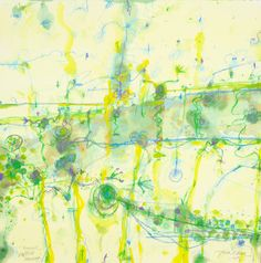 © John Olsen ~ John Olsen  Recent works at Tim Olsen Gallery Sydney Australia ~ Dec 11 - 23 and 7 - 25 January