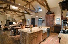 Décoration intérieur chalet montagne : 50 idées inspirantes   Cabin ...
