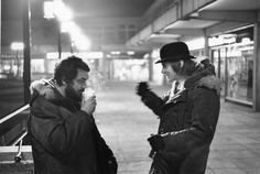 A Clockwork Orange (1971). Stanley Kubrick Cinematography: John Alcott