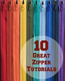 Kid Approved: Zipper Tutorials