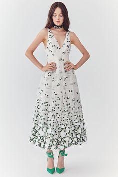 Alice + Olivia Spring 2018 Ready-to-Wear Fashion Show