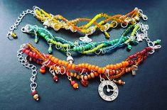 Charmed, Bracelets, Handmade, Jewelry, Hand Made, Jewlery, Jewerly, Schmuck, Jewels