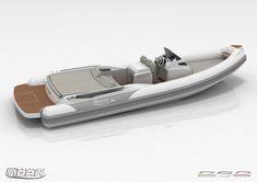 Noah 26 - Daniele Rizzo Design Luxury Boats, Yacht Design, Speed Boats, Motor Boats, Nice Things, Boating, Ribs, Ali, Sailing