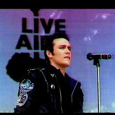Live Aid 1985.