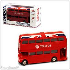 CORGI DIE CAST TEAM GB ROUTEMASTER BUS 2012 SOUVENIR BRAND NEW BOXED £5.99+FREE POSTAGE 5055286614859 on eBid United Kingdom