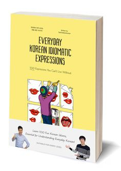 Everyday Korean Idiomatic Expressions ($18)
