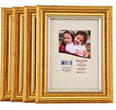 5x7 picture frames bulk photo frame with the completion of a perfect antique looking gold