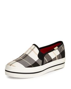 No one understands how obsessed I am with Kate Spade. I just got a over the shoulder black and white purse and these would be the icing on the cake to go with that purse. These I could wear everywhere, from school to a shopping day! #NMshoelove