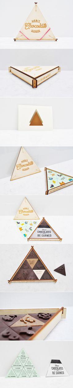 Earning your Merit Chocolate Badges — The Dieline | Packaging & Branding Design & Innovation News