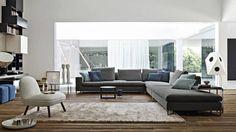 moderne Wohnzimmer von Campbell Watson
