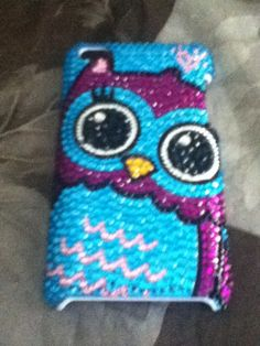 Owls iPod case justice !!!!!!!!