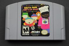 Nintendo 64 - South Park Chef's Love Shack