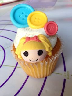 Hey, I found this really awesome Etsy listing at http://www.etsy.com/listing/150597347/lalaloopsy-chocolate-cupcake-toppers