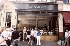 Monmouth Coffee #london #coffee
