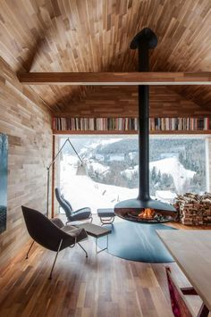 Renowacja wiejskiego domu we włoskich Alpach / Othmar Prenner – nowoczesna STODOŁA | wnętrza & DESIGN | projekty DOMÓW | dom STODOŁA