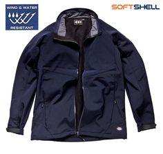 Veste Homme Softshell DICKIES JW84950