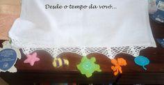 Crochê by Desde o tempo da vovó..., via Flickr