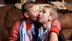 One May Have Cerebral Palsy...But Together, These Brothers Are Finishing Triathlons