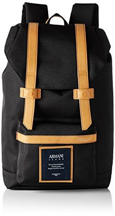 Last ARMANI Bags collections Special offers & Hot deals!! - Armani Jeans Men's 9321187P914 BackPack black Schwarz (NE... https://www.amazon.co.uk/dp/B01M0DP1B8/ref=cm_sw_r_pi_dp_x_4XIozb5G8PN32