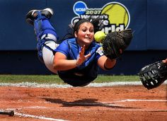 Watch the NCAA College Softball World Series in person.