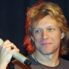Jon Bon Jovi... please look at me like that!! Credit to @jbjadore, Instagram.