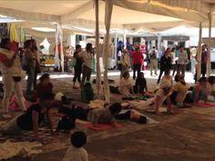 Viaje Magia - Clase de yoga para niños - parte 1