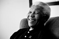"""A good head and a good heart are always a formidable combination."" ~ Nelson Mandela"