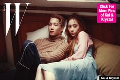 New couple alert – and it's not an April Fools' Joke. Kai from EXO and f(x)'s Krystal have confirmed their relationship after rumors of secret dates, saying they became lovers after being 'close friends!' This has given K-Pop fans all the feels!