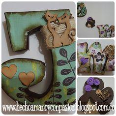 http://hechoamanoyconpasion.blogspot.com.co/2015/09/letras-3d-en-carton-y-decoradas.html