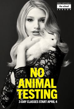 DYK that Paul Mitchell products are never tested on animals? True! Paul Mitchell Schools care about creatures with all kinds of hair. ;) Learn more than just the business of beauty. Be a part of something that truly is AMAZING. Get more info about enrolling with us --> http://unbouncepages.com/pmts-jessup/ #BeAmazing with #PMTSJessup ~ Financial Aid is available to those who qualify.