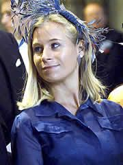 Lady Davina Lewis. Born The Lady Davina Elizabeth Alice Benedikte Windsor, the elder daughter of the Duke and Duchess of Gloucester, she earned a degree in media studies from the University of West England. She married Gary Lewis of New Zealand in 2004. The couple have two children.
