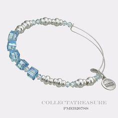 Authentic Alex & Ani Assorted Swarovski Crystal& Metal Beaded CC1 - http://designerjewelrygalleria.com/alex-ani/authentic-alex-ani-assorted-swarovski-crystal-metal-beaded-cc1/