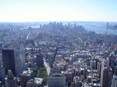 view from the empire state building-2