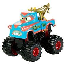 loves Monster Trucks
